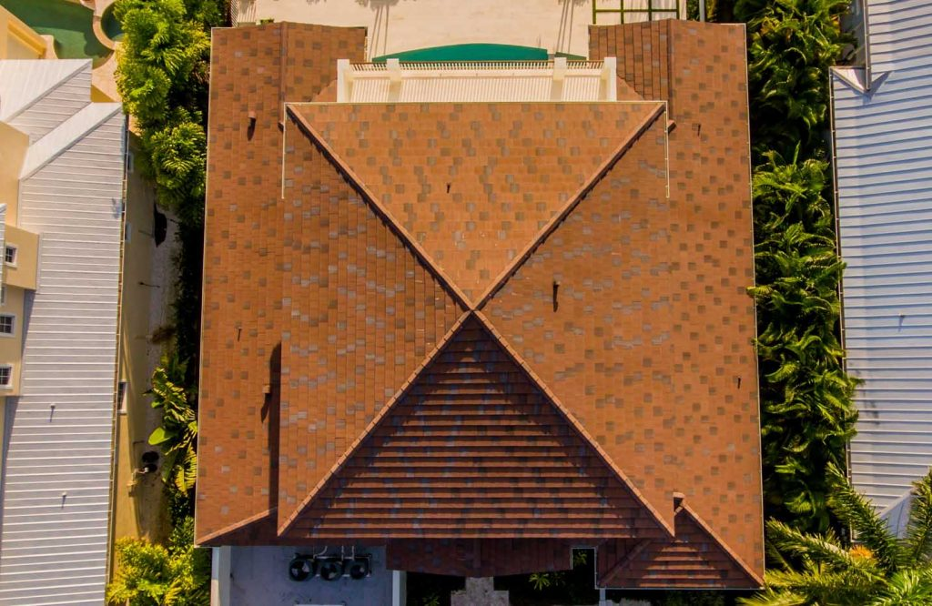 Good Shingles Roof Top View Of Home Project | Gulf Coast Roofing | Naples,  Florida